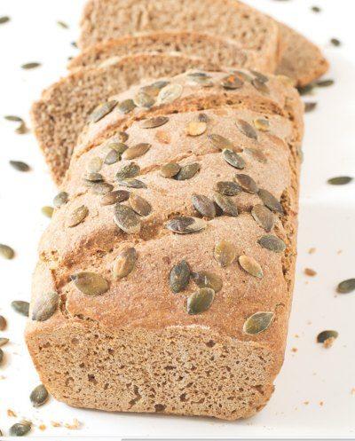 Easy Vegan Bread