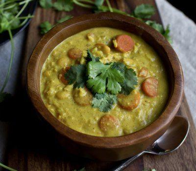 Easy Vegan Soup