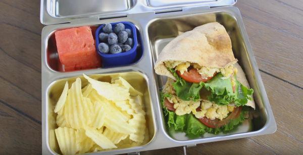 vegan lunch