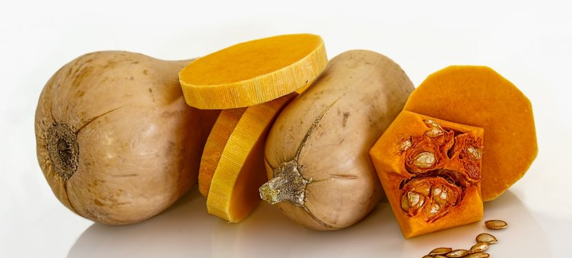 What does butternut squash taste like